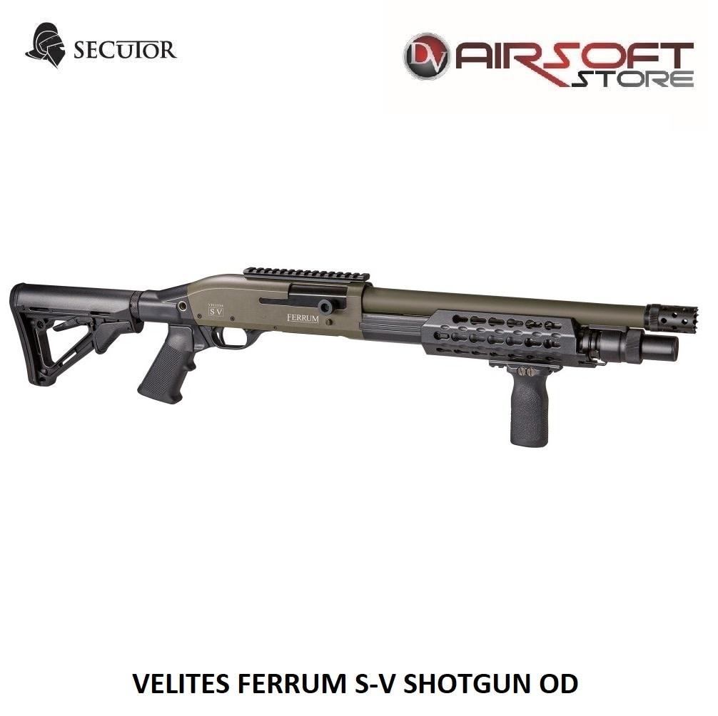 Secutor VELITES FERRUM S-V SHOTGUN OD