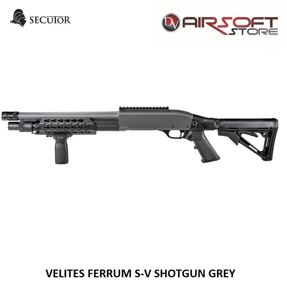 Secutor VELITES FERRUM S-V SHOTGUN GREY