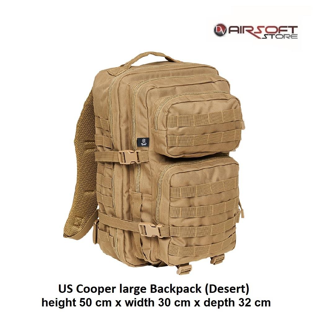 ----- US Cooper large Backpack (Desert)
