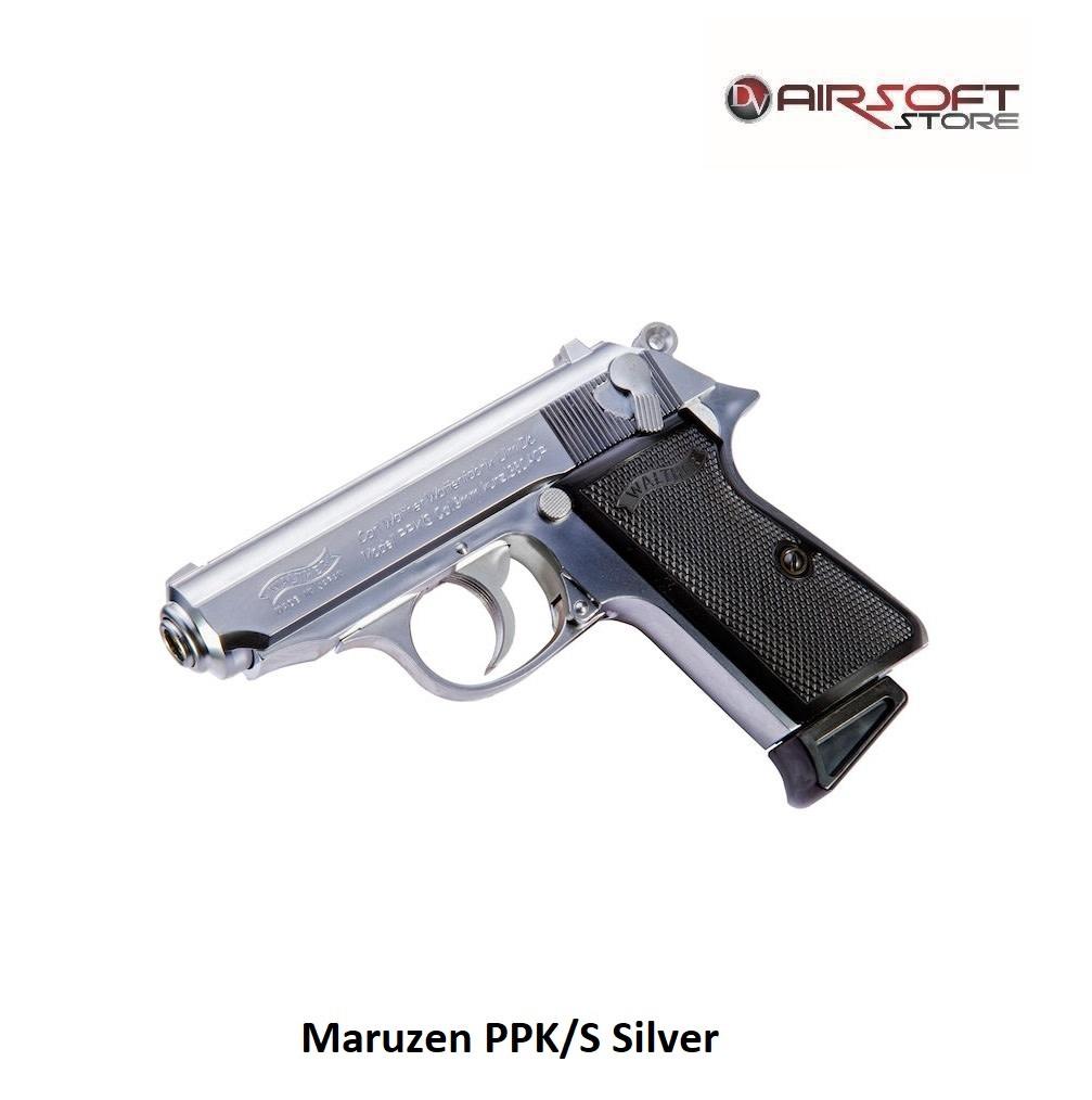 Maruzen Maruzen PPK/S Silver