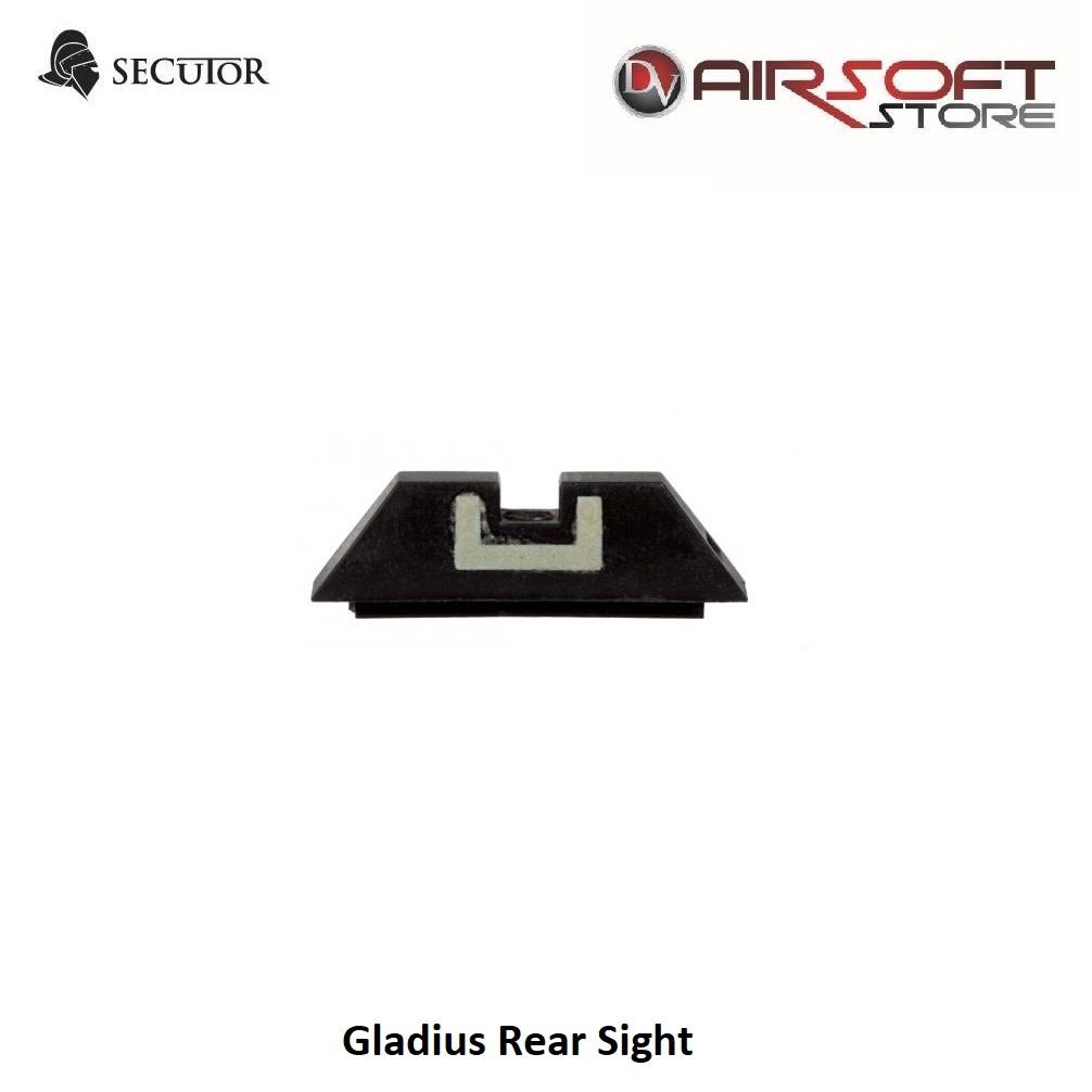 Secutor Gladius Rear Sight