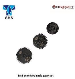 SHS 18:1 standard ratio gear set