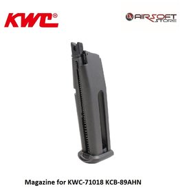 KWC Magazine for KWC-71018 KCB-89AHN