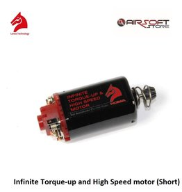 Lonex A1 Infinite Torque-up and High Speed motor (Short)