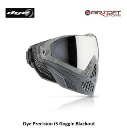 DYE PRECISION GOGGLE i5 Blackout