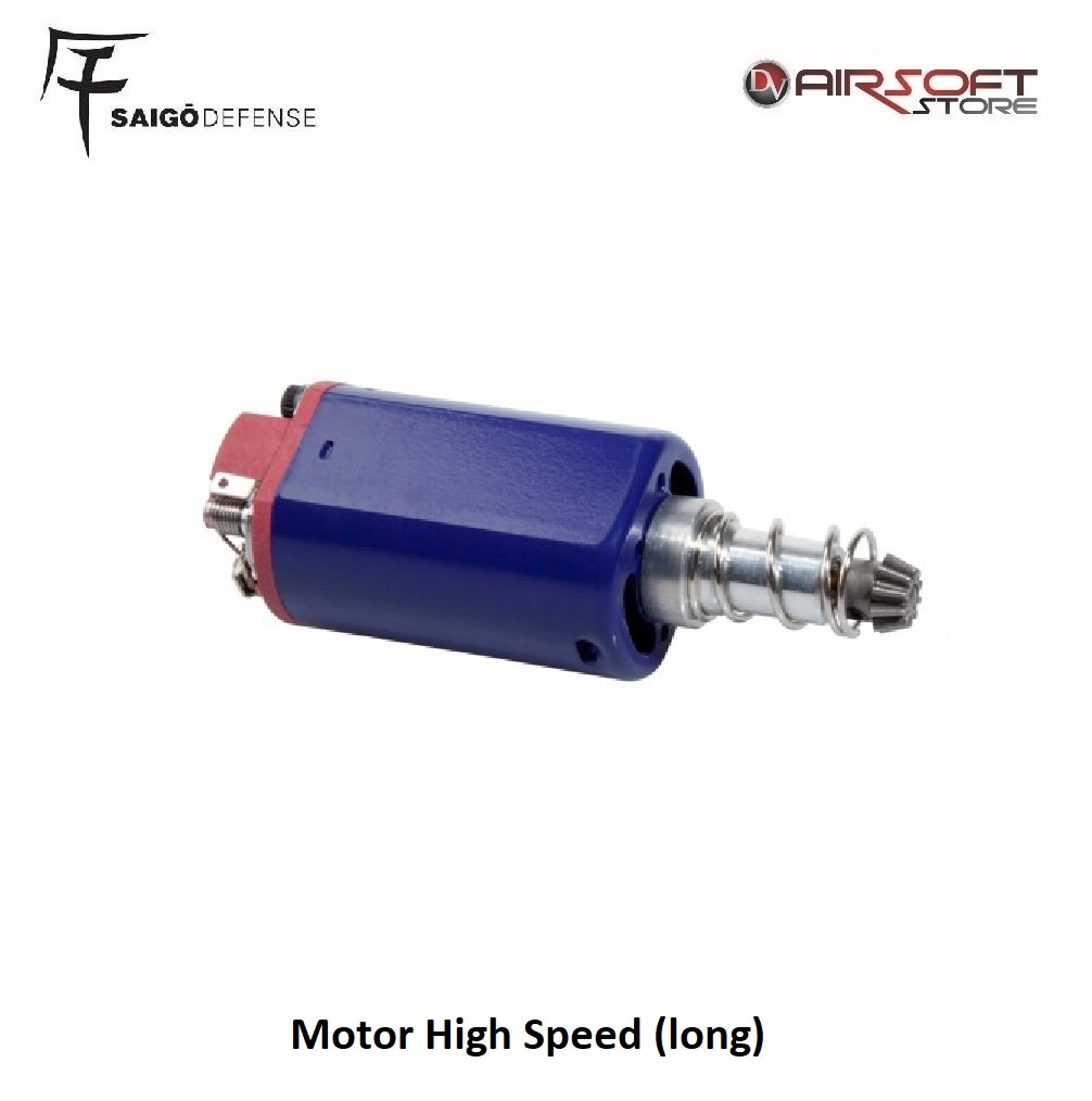 Saigo Defense Motor High Speed (long)