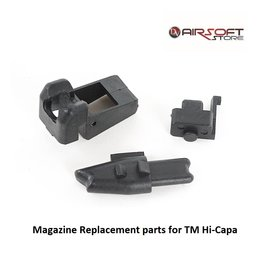 Alpha Parts Magazine Replacement parts for TM Hi-Capa