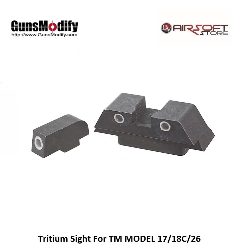 Tritium Sight For TM MODEL 17/18C/26