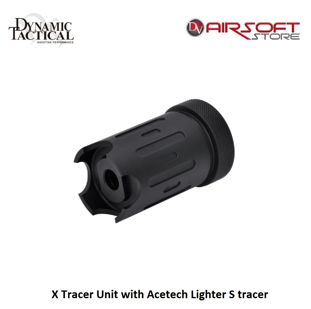 Dytac X Tracer Unit with Acetech Lighter S tracer