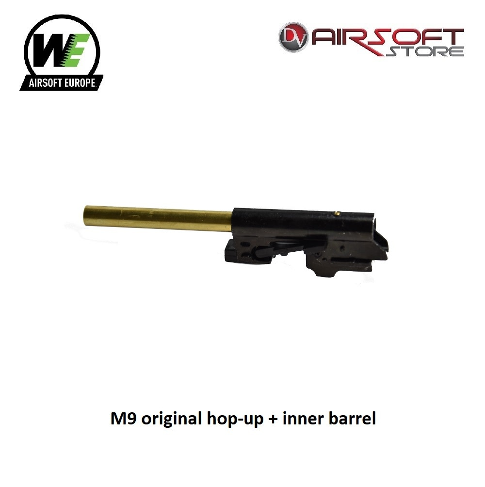 WE (Wei Tech) M9 original hop-up + inner barrel
