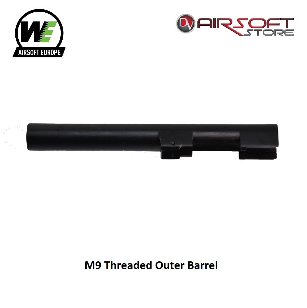 WE Europe M9 Threaded Outer Barrel