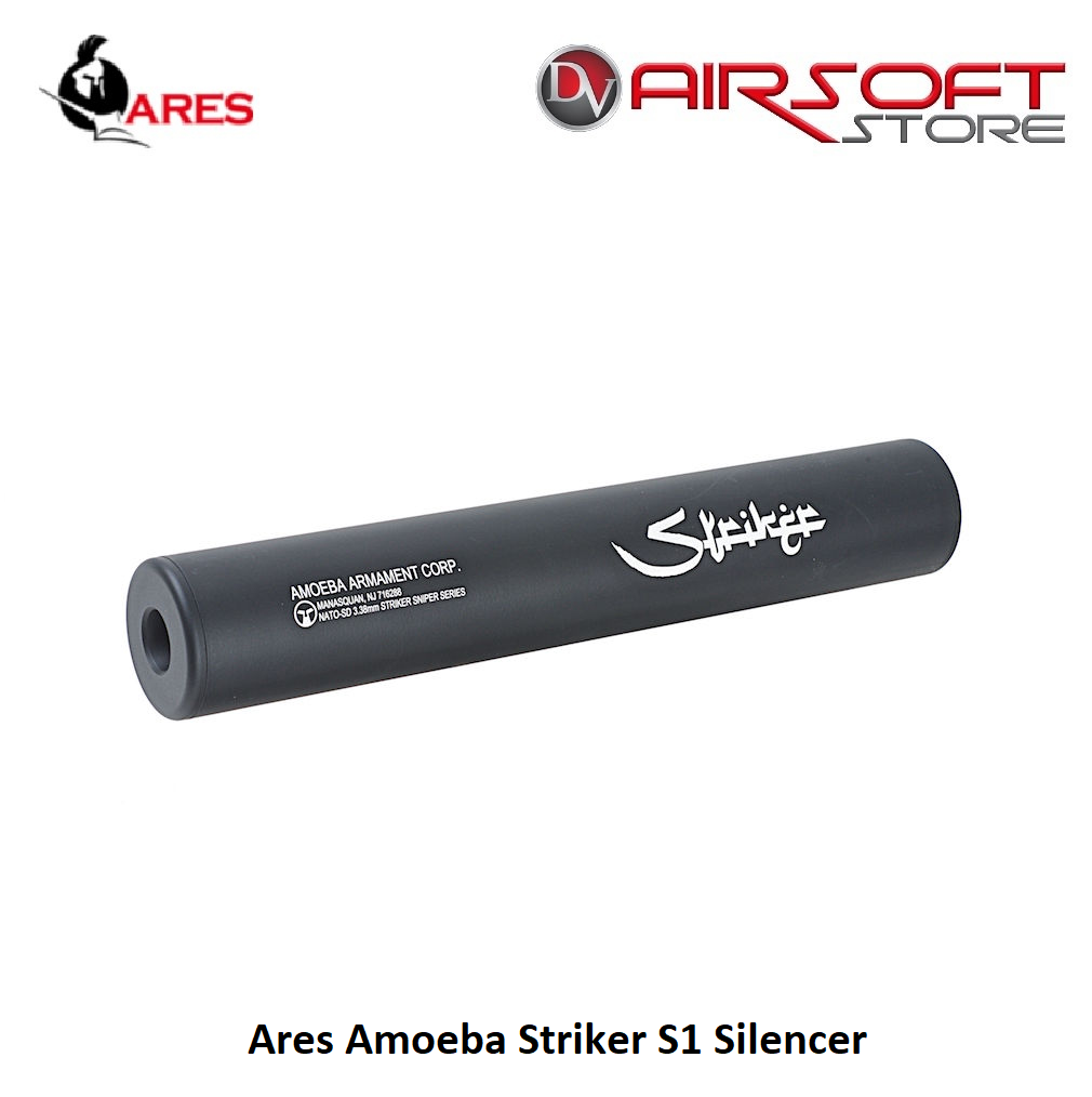 Ares Amoeba Striker S1 Silencer