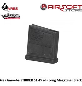 Ares Amoeba STRIKER S1 45 rds Long Magazine (Black)