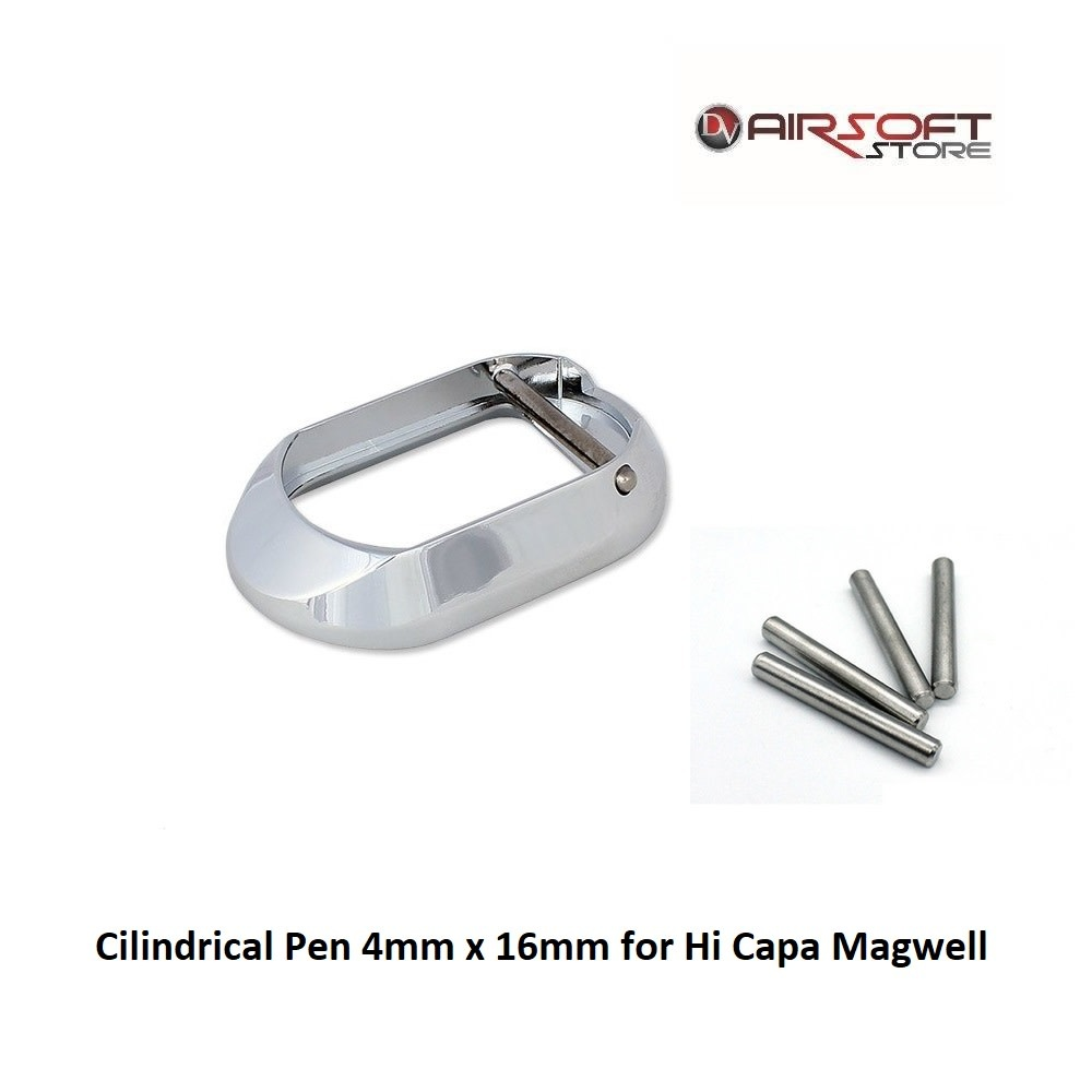 Toolcraft Cilindrical Pen 4mm x 16mm for Hi Capa Magwell