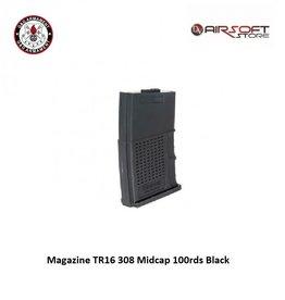 G&G Magazine TR16 308 Midcap 100rds Black