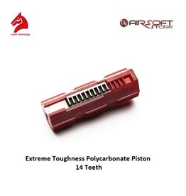 Lonex Extreme Toughness Polycarbonate Piston - 14 Teeth