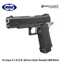 Tokyo Marui Hi-Capa 5.1 D.O.R. (Direct Optic Ready) GBB Black