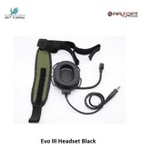 Z-Tactical Evo III Headset Black