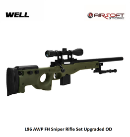 Well L96 AWP FH Sniper Rifle Set Upgraded OD