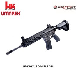 VFC H&K HK416 D14.5RS GBR