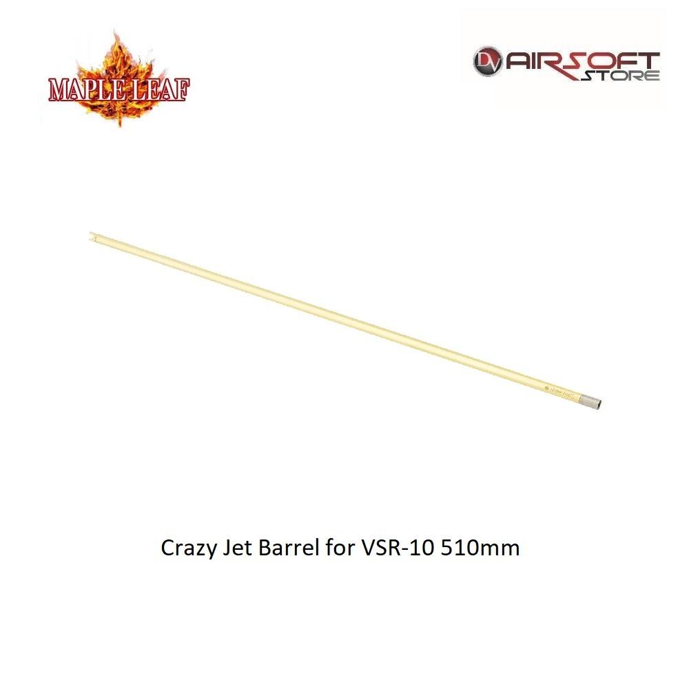 Maple Leaf Crazy Jet Barrel for VSR-10 510mm