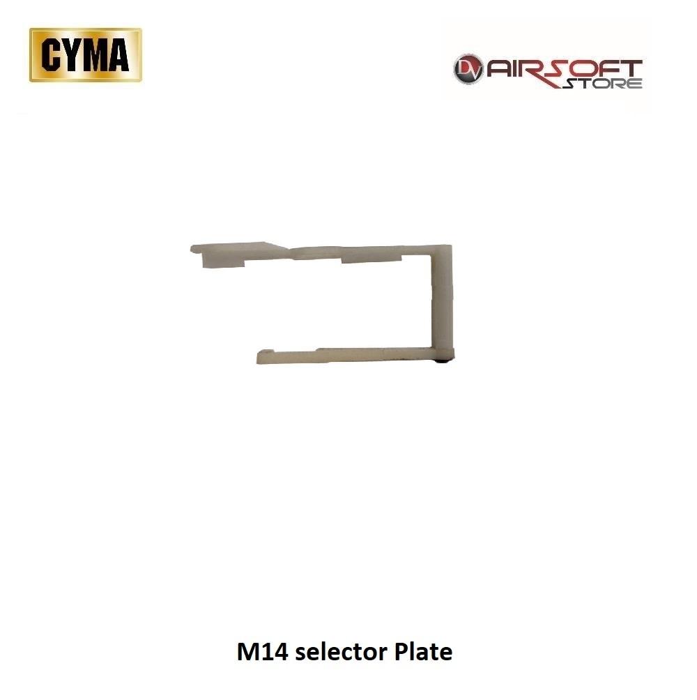 CYMA M14 selector Plate