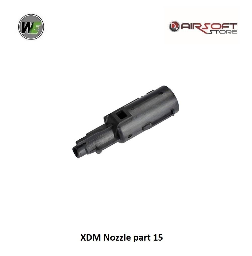 WE (Wei Tech) M&P and XDM Nozzle part 15