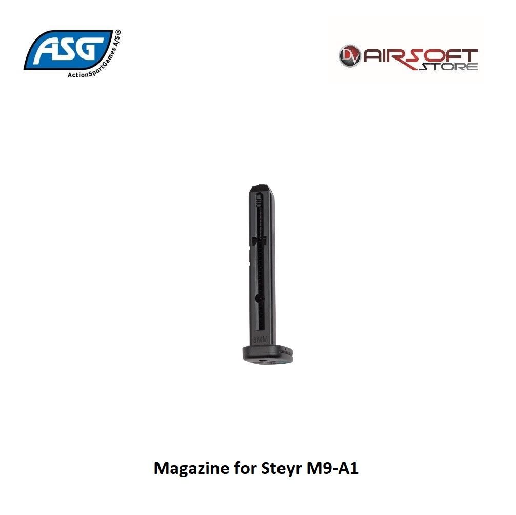 ASG Magazine for Steyr M9-A1
