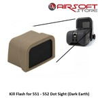 CCCP Kill Flash for 551 - 552 Dot Sight (Dark Earth)