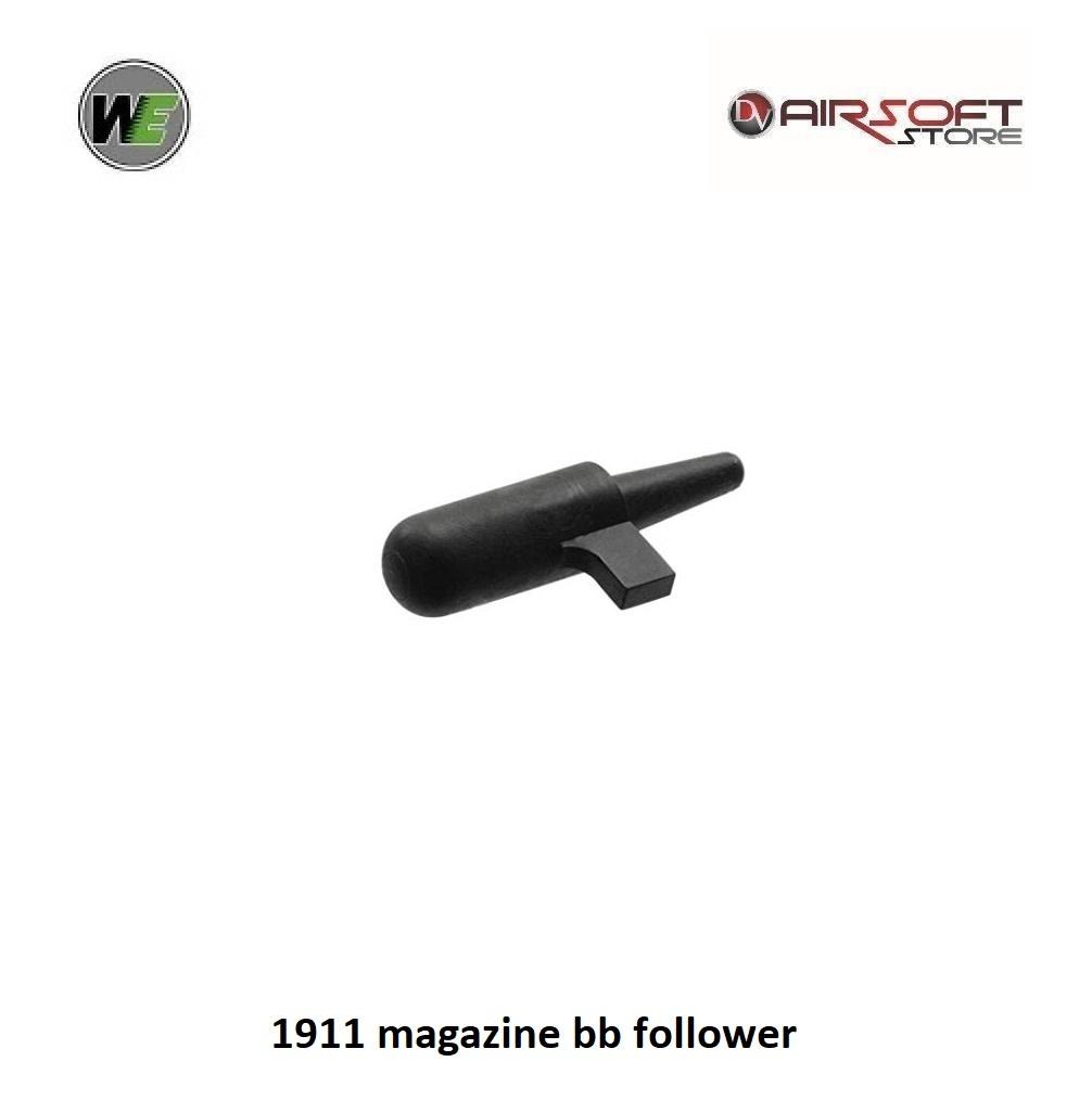 WE (Wei Tech) 1911 magazine bb follower