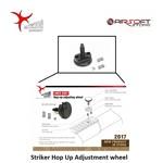 Action Army Striker Hop Up Adjustment wheel
