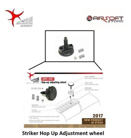 Action Army Striker Hop Up Adjustment wheel