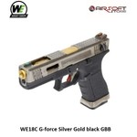 WE (Wei Tech) WE18C G-force Silver Gold black GBB