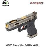 WE (Wei Tech) WE18C G-force Silver Gold black GBB