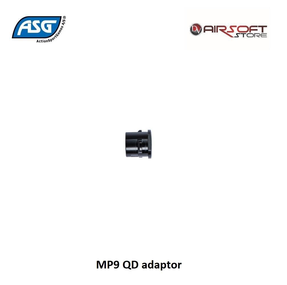 ASG MP9 QD adaptor
