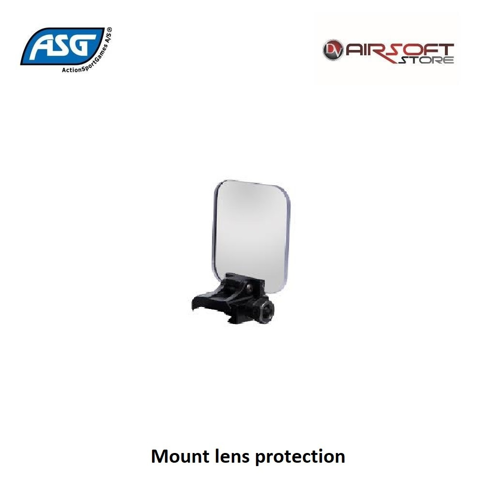 ASG Mount lens protection