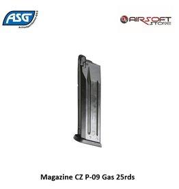 ASG Magazine CZ P-09 Gas 25rds