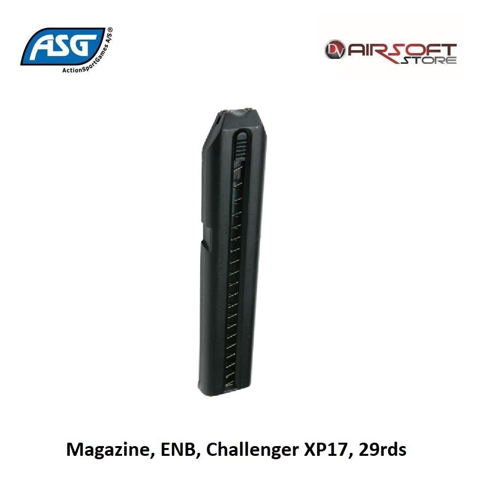 ASG Magazine, ENB, Challenger XP17, 29rds
