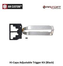 Armorer Works Hi-Capa Adjustable Trigger Kit for AW / WE (Black)