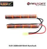 VB Power 9.6V 1600mAH Nimh Nunchuck