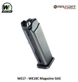 WE (Wei Tech) WE17 - WE18C Magazine GAS