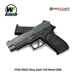 WE (Wei Tech) P226 Mk25 Navy Seals Full Metal GBB