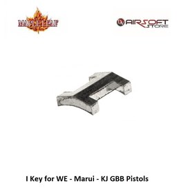 Maple Leaf I Key for WE - Marui - KJ GBB Pistols