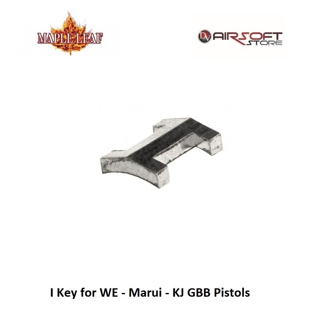 Maple Leaf I Key for WE - Marui - KJ GBB Pistols