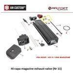 Armorer Works Hi-capa magazine exhaust valve (Nr 11)