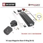 Armorer Works Hi-capa Magazine Base O-Ring (Nr 8)
