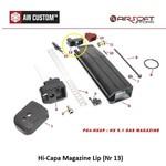 Armorer Works Hi-Capa Magazine Lip (Nr 13)