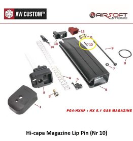Armorer Works Hi-capa Magazine Lip Pin (Nr 10)