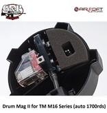 G&P Drum Mag II for TM M16 Series (auto 1700rds)
