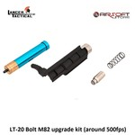 Lancer Tactical LT-20 Bolt M82 upgrade kit (around 500fps)